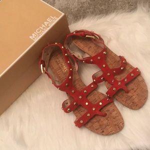 MK Jolie Sandal 8